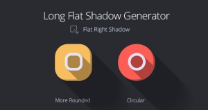 004-long-large-flat--shadow-icon-app-psd